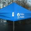Eco canopy Tent (in staal)